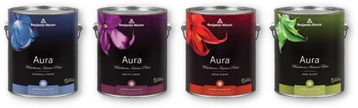 Aura interior and exterior paint - Benjamin moore aura interior paint ...